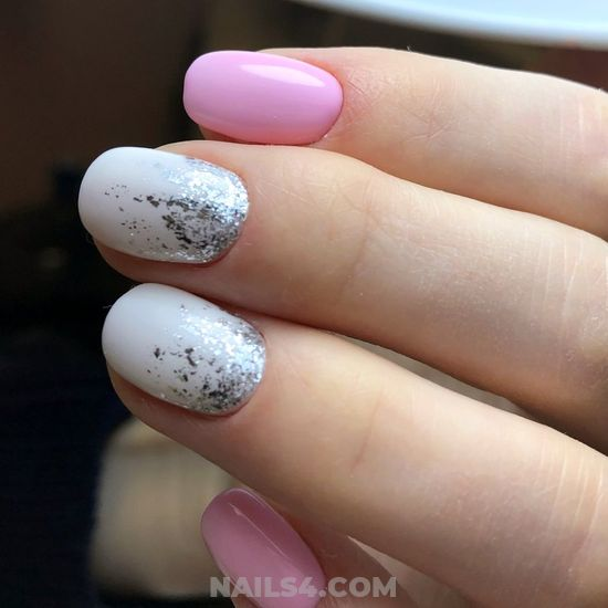 Fresh & Lovable Gel Nail Art Design - nailpolish, photoshoot, nails