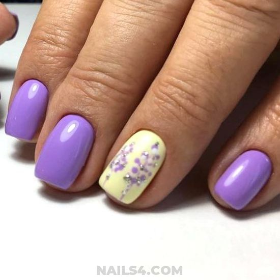 Handy And Cute Gel Manicure Ideas - dainty, handsome, art