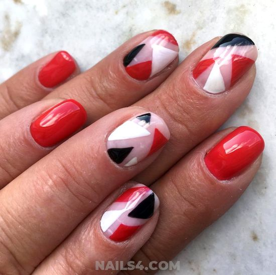 Iconic And Girly Acrylic Nail Art - nails, weekend, beautytips, trendy