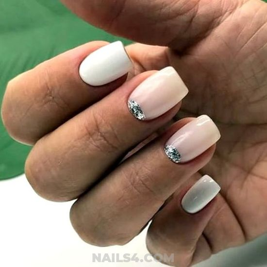 Incredibly Classic Acrylic Manicure Art Design - elegant, nailtech, getnails, nails