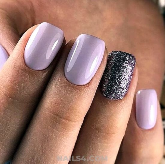 Inspirational & Adorable French Acrylic Nail Idea - naildesign, nails, sweet, creative