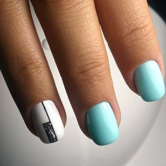 Lovely And Attractive Acrylic Nails Design - top, gel, nail, fashionable, dreamy