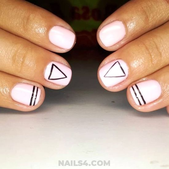 Lovely Casual Nail Art - nails, adorable, glamour, best