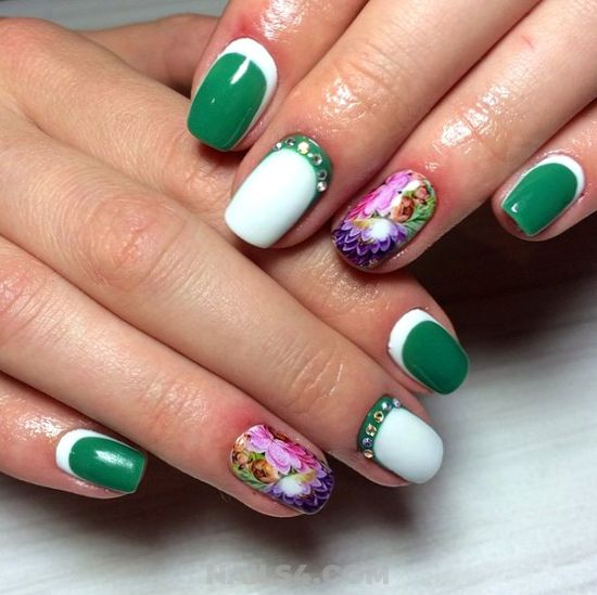 My Chic & Top Design - diynailart, nail, pretty, art