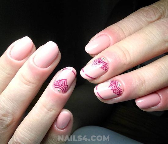 My Colorful & Orderly Manicure Trend - nails, nailidea, acrylic, diy, trendy