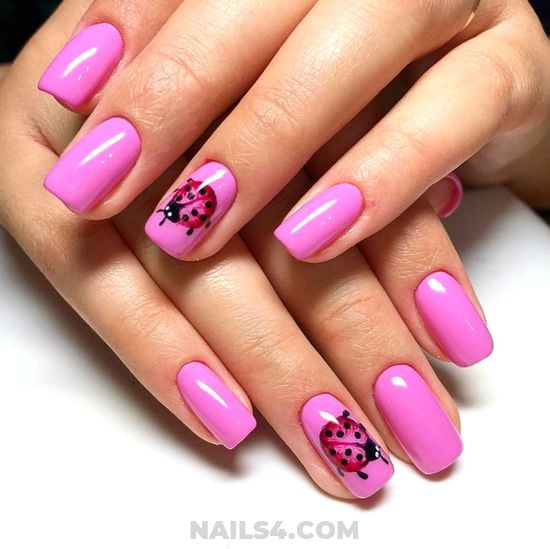My Easy And Chic Manicure Style - idea, lovely, naildesign