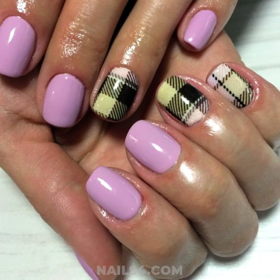 My Fashionable & Graceful Nail Style - trendy, nails, nailstyle, star, cool