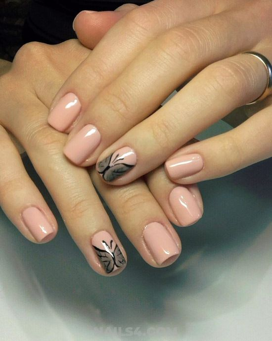 My Lovely And Enchanting Nails Design Ideas - plush, nail, charming, glamour, ideas