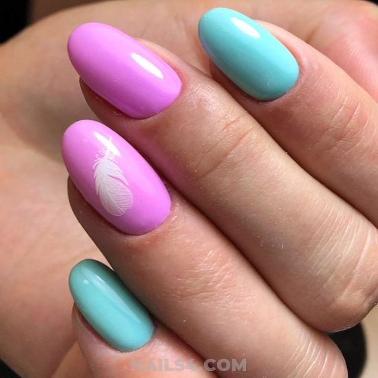 My Pretty Dreamy Gel Manicure Style - super, charming, nail, nailstyle