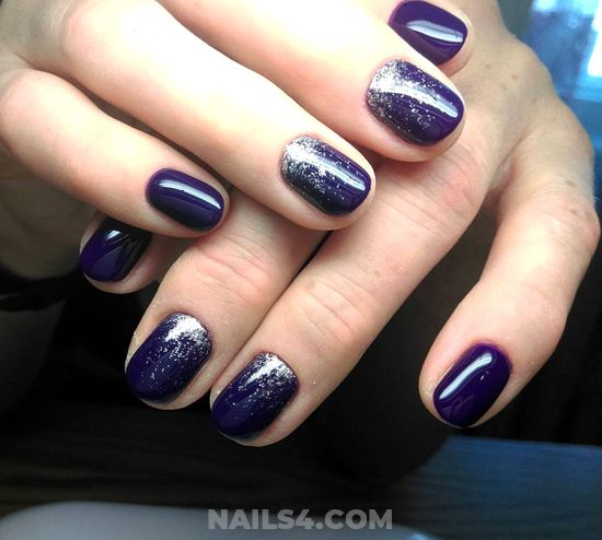 Orderly & Creative American Nail Design Ideas - vacation, precious, furnished, nail