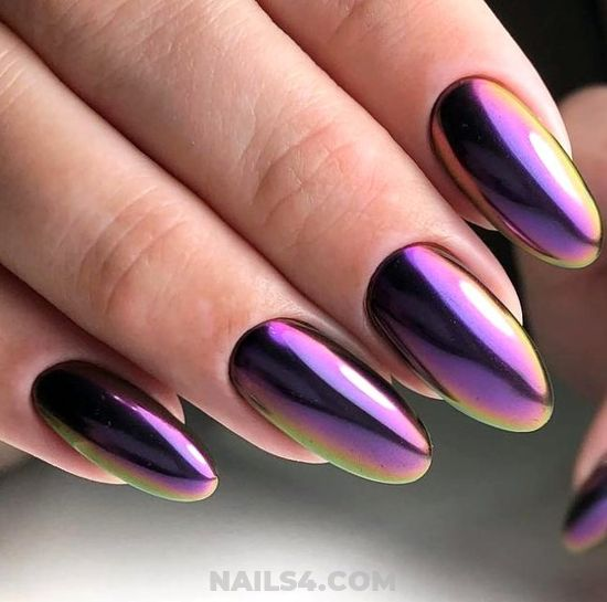 Professionail & Adorable Acrylic Nail Style - nail, shiny, idea, cool