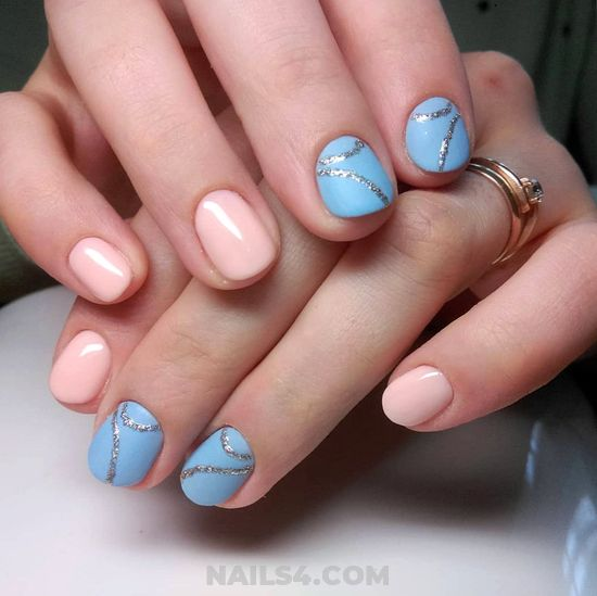 Professionail Attractive Acrylic Manicure Art Design - nail, nailidea, ideas