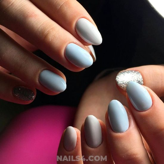Simple & Ceremonial Acrylic Nails - elegant, neat, nail, nailidea, idea