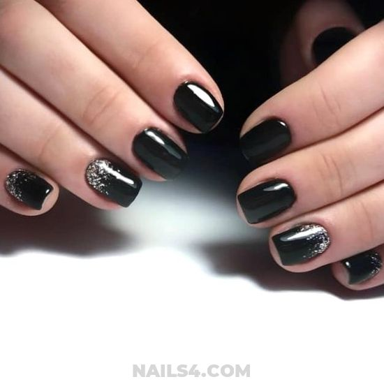 Stately And Best Gel Nail Trend - glamour, dreamy, nails, sexy