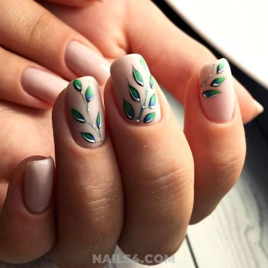 Adorable Neat Nails Design Ideas - glamour, nailideas, amusing