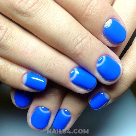 Adorable Simple French Gel Manicure Ideas - beautiful, sweetie, diy