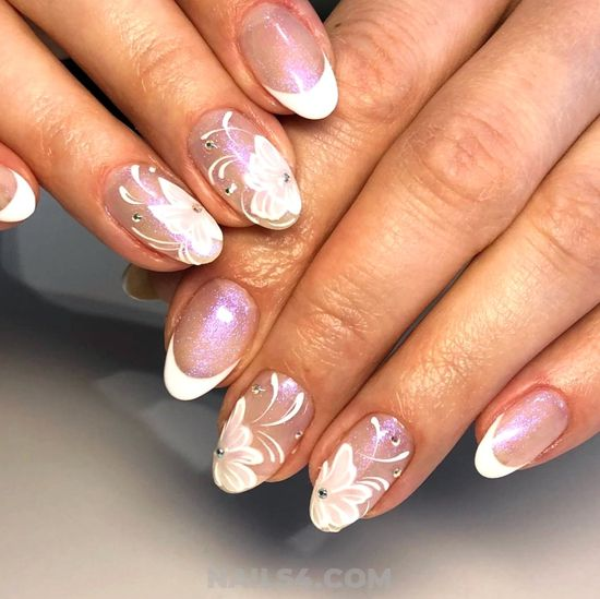 Attractive & Incredibly Acrylic Nail Art Ideas - amusing, nailtutorial, diy