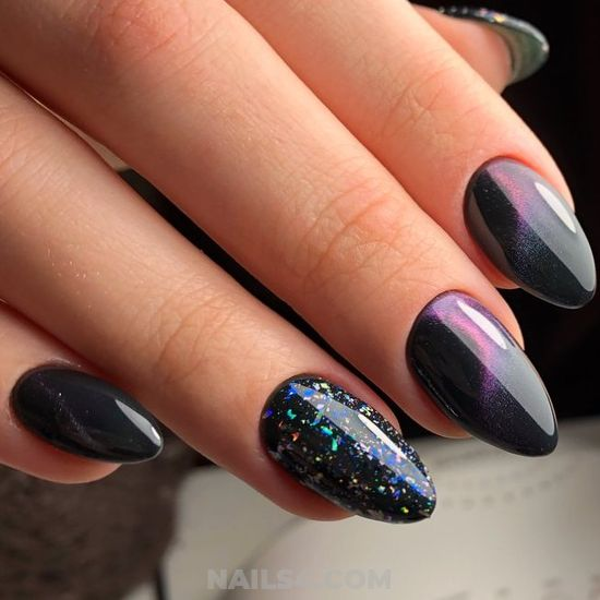 Awesome Loveable Gel Nail Art Ideas - awesome, delightful, gorgeous, nail