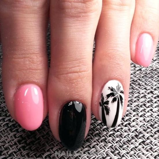 Best & Wonderful Gel Nail Art Design - gettingnails, acrylic, nails, cutie
