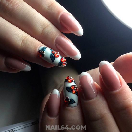 Birthday And Stately Nail Art Design - nailstyle, nails, style, best