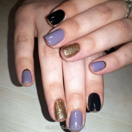 Birthday Super Gel Manicure Ideas - naildesign, selection, cool