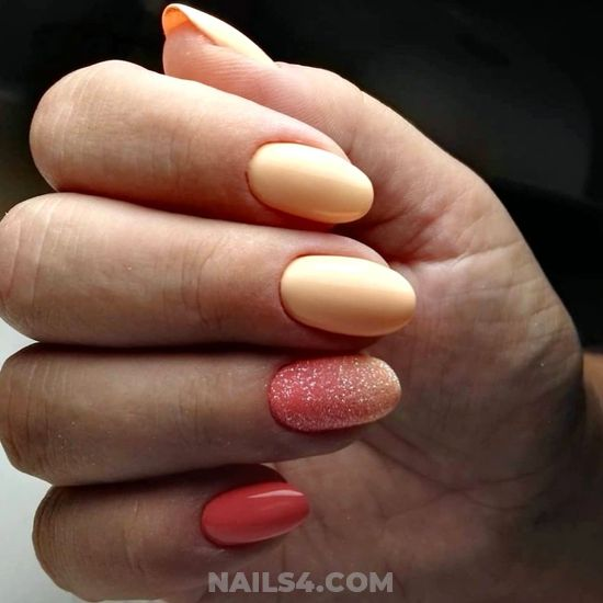 Casual And Super Nails Trend - neat, cool, nails, naildesign