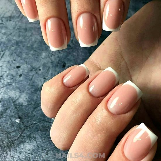 Ceremonial Top Acrylic Manicure Style - trendy, nails, charming