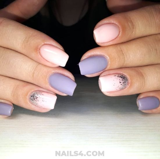 Chic And Lovely Gel Manicure Art - fashion, party, nail, nailartdesign