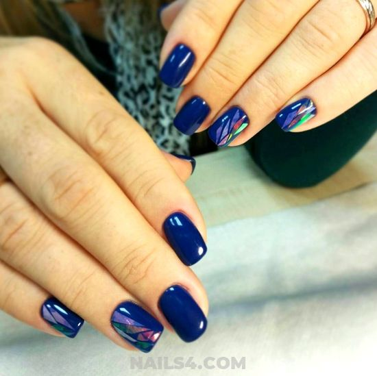 Chic & Pretty Gel Nail - handsome, lovable, star