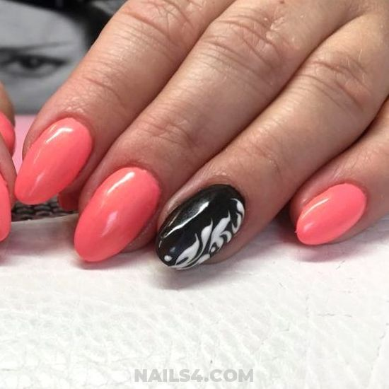 Classic And Simple Nails Design - lifestyle, getnails, nail, dreamy