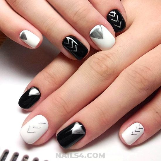 Classic & Loveable French Acrylic Manicure Trend - design, naildiy, nail, hilarious