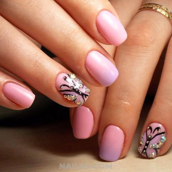 Classy And Iconic Nail Design - getnailsdone, love, beauty