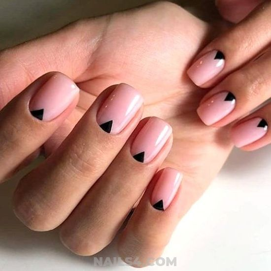 Colorful Graceful Manicure Style - cunning, nails, royal, trendy