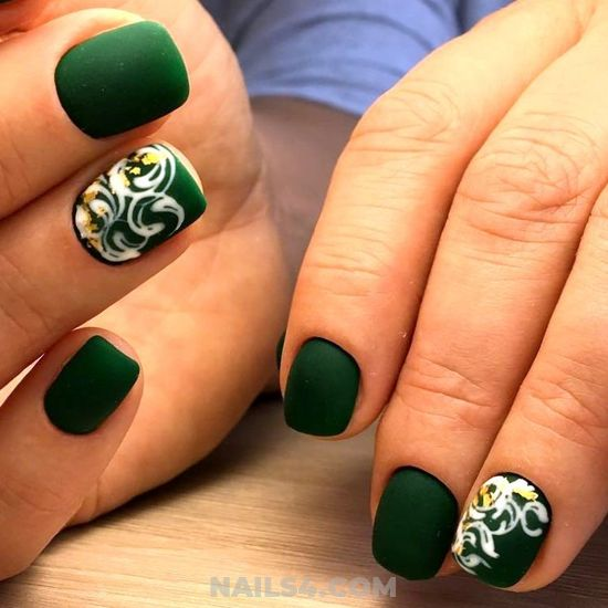 Cool & Lovable Nail Style - nailidea, nails, simple, gorgeous
