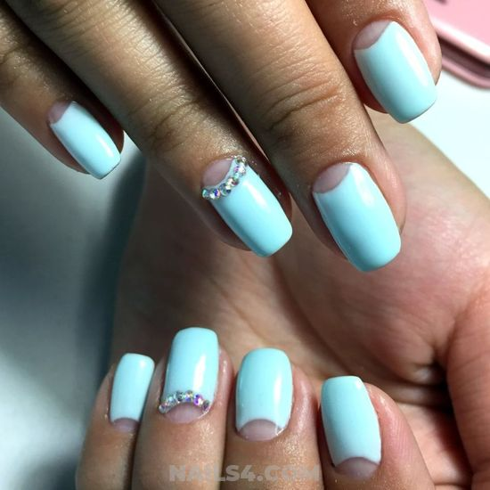 Cute & Loveable Acrylic Manicure Design Ideas - furnished, nail, nailstyle, sexy