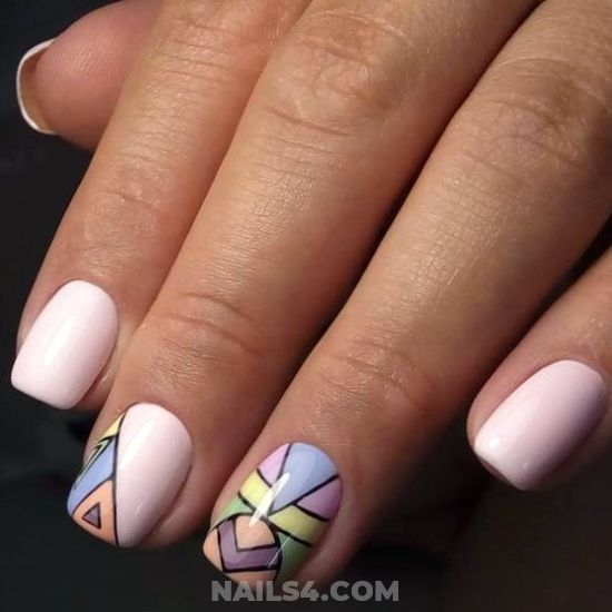Dainty And Sexy Acrylic Nails Art - nail, nice, royal, cool