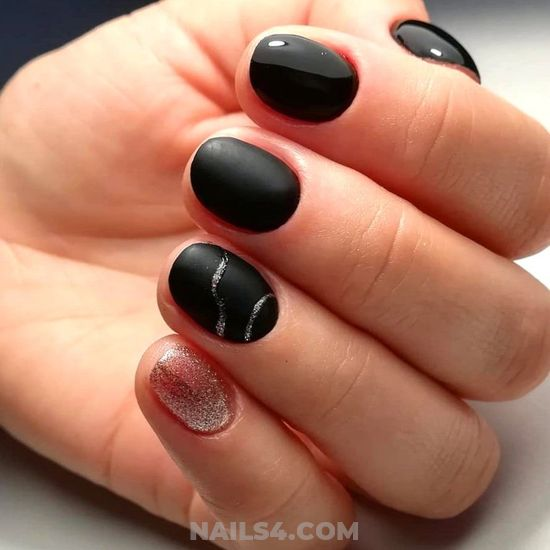 Delightful Iconic Gel Nails Ideas - nails, graceful, sexy, idea, classic