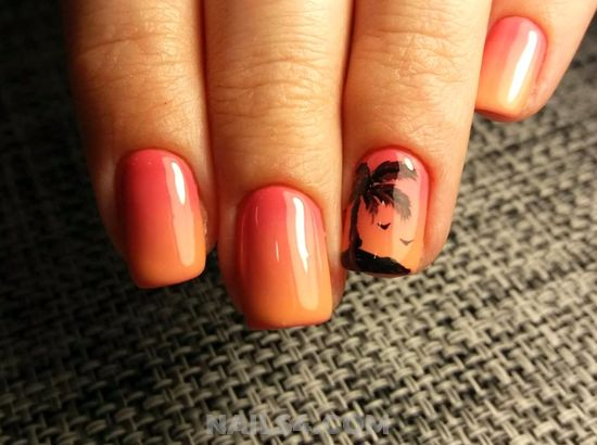 Elegant & Hot Art Ideas - naildesign, nail, artful, top