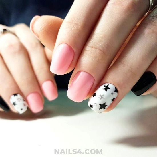 Fantastic & Orderly Gel Manicure Art Design - lifestyle, dainty, lovely, nails