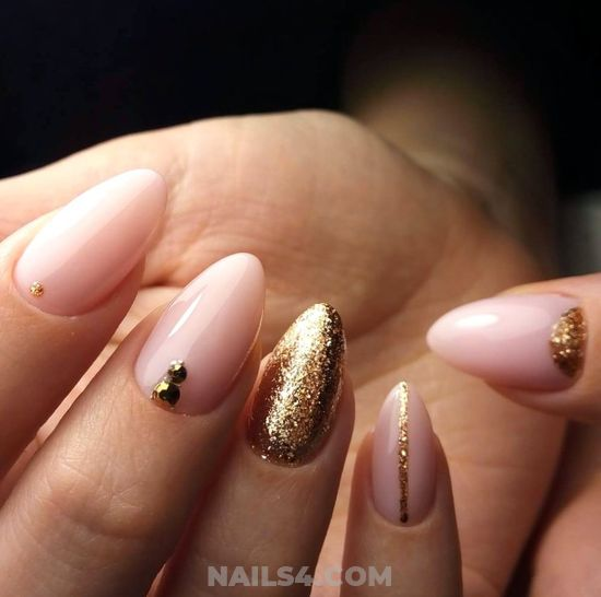 Fantastic & Wonderful Gel Nail Design - naildesign, nail, awesome, nailswag