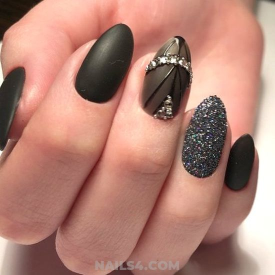 Girly & Iconic Gel Nail Trend - hilarious, nice, nailstyle, nails