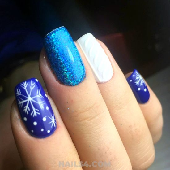 Glamour And Awesome Acrylic Nail Idea - nailideas, nail, smart, beautytricks