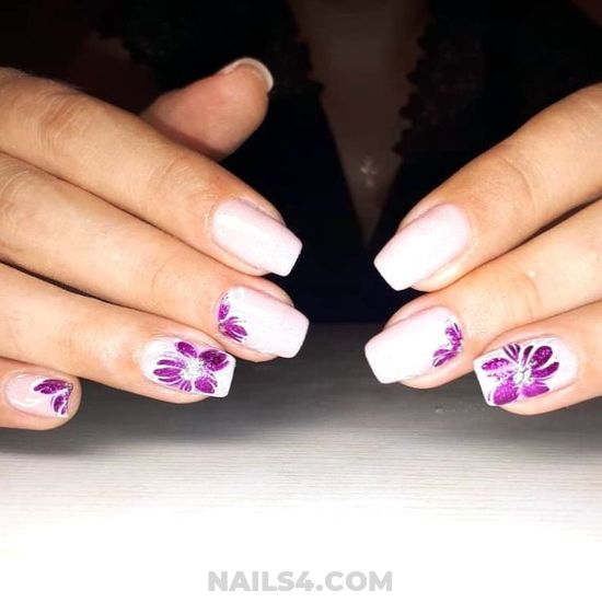 Glamour & Birthday Acrylic Nail Style - gorgeous, nails, artful