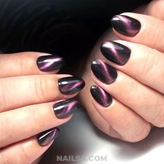 Graceful & Cool Gel Nails Art Ideas - acrylic, diynailart, neat