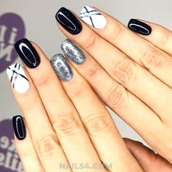 Hot & Colorful Manicure Idea - teen, glamour, diy, naildesigns, nail