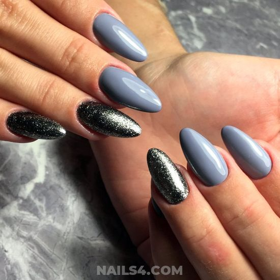 Iconic And Ceremonial Acrylic Nail Design - nails, dreamy, glamour