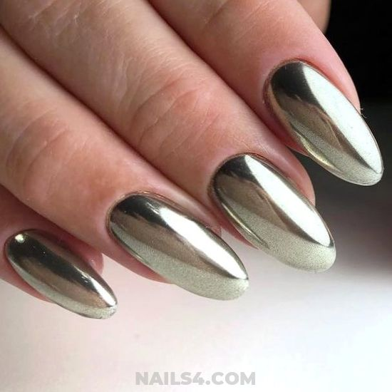 Iconic And Classic French Manicure - loveable, nails, naildesign, design
