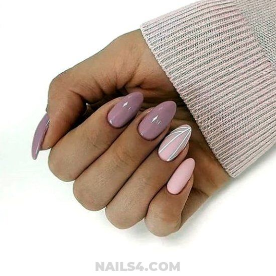 Iconic Gel Nails Style - manicure, gotnails, best, nail, plush