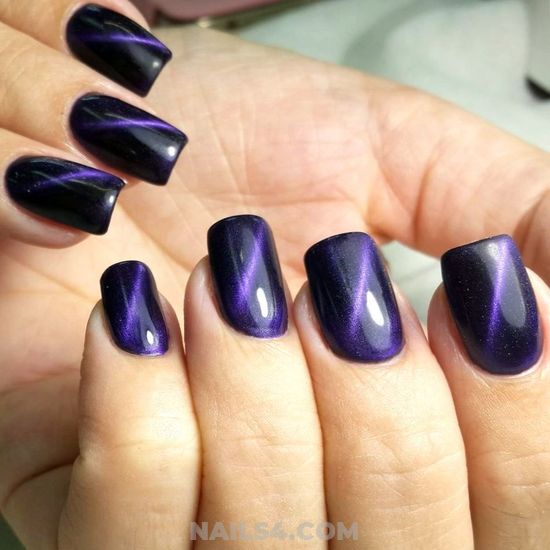 Lovable And Ceremonial Gel Nail Ideas - nail, naildesigns, sexy, cool