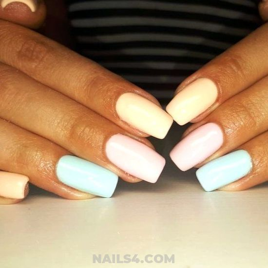 Loveable Elegant Art Design - graceful, trendy, nails, creative
